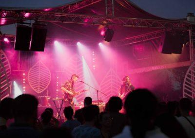 éclairage scène concert