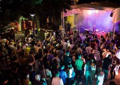 scène festival